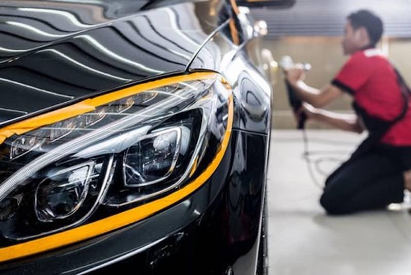 chăm sóc xe hơi Đà Lạt